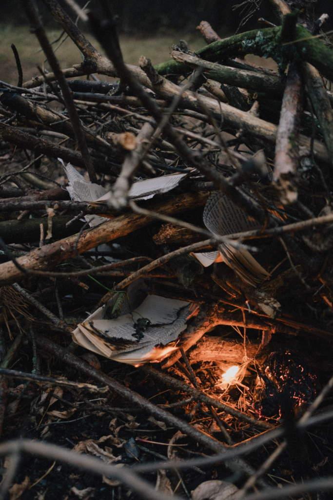 A kerti hulladék égetéséről